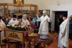 В брянском селе Высокое освятили храм
