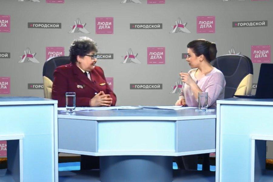 Люди дела. Людмила Трапезникова
