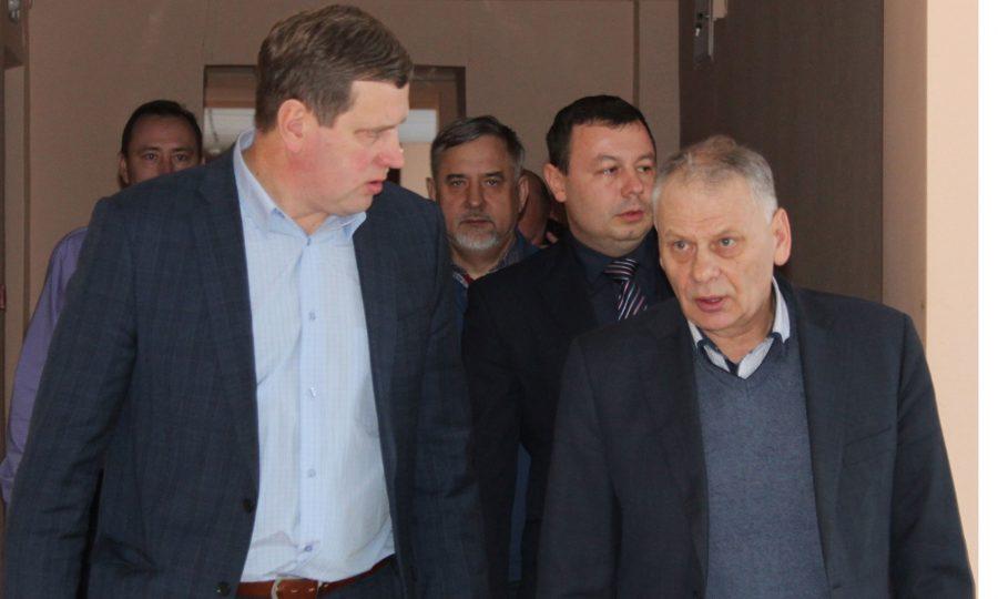 Брянский губернатор уволил своего заместителя Сергеева