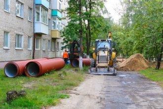 В Брянске стартует строительство ливневки по переулку Пилотов