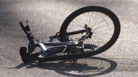 В Брянске на проспекте Московском водитель иномарки сбил 10-летнего велосипедиста