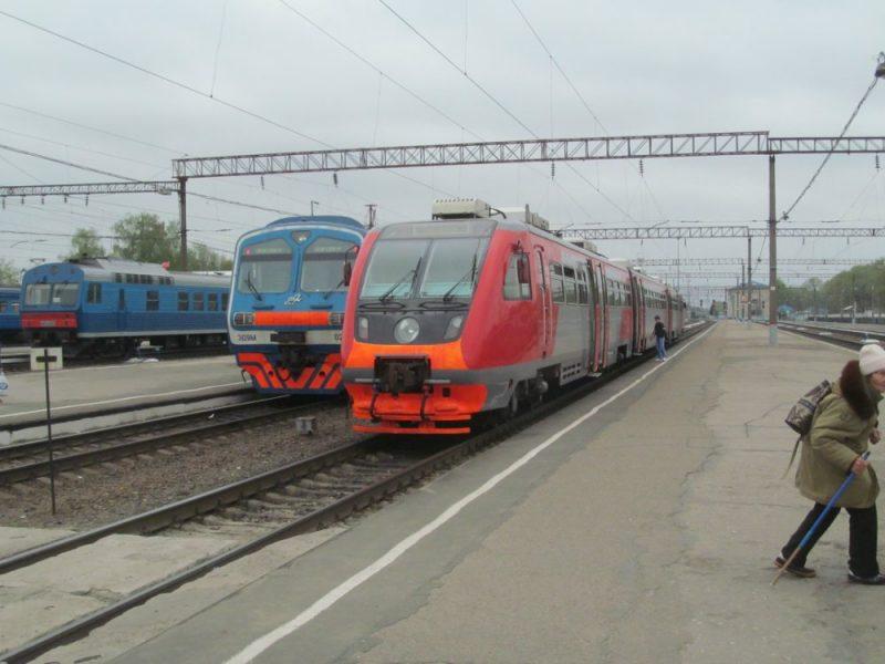 В Брянской области с 24 августа изменится расписание пригородных поездов