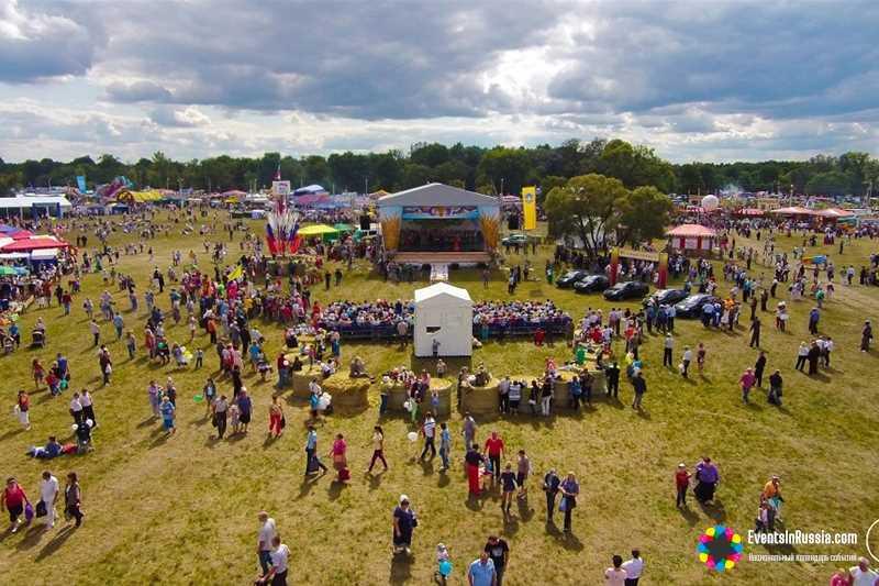 Брянцы на фестивале «Свенская ярмарка» смогут проверить здоровье