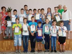В Карачеве прошел детский турнир по шахматам