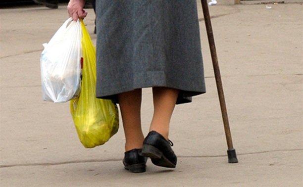 В Брянске водитель «Mercedes» сбил пенсионерку-нарушительницу
