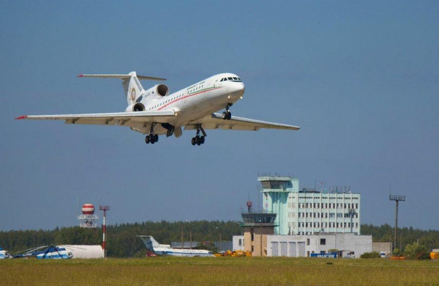 Аэропорт «Брянск» опубликовал обновленное расписание авиарейсов