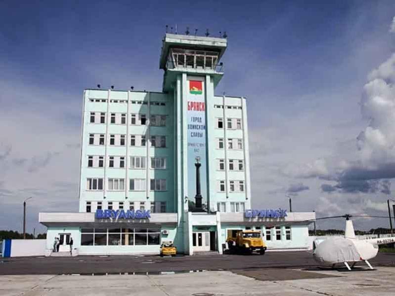 В реконструкции брянского аэропорта поможет федеральный центр