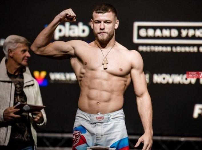 Брянский боец Николай Алексахин подписал контракт с PFL