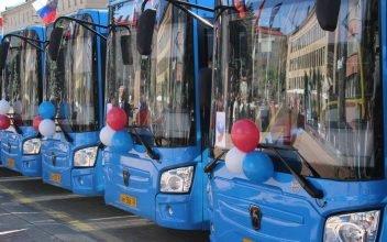 Брянск дополнительно закупит 102 новых автобуса