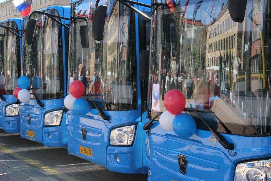 В Брянске «синие» автобусы выиграли виртуальную войну с маршрутками