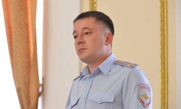Брянский линейный отдел МВД России натранспорте возглавил Денис Сун-Цо-Жен
