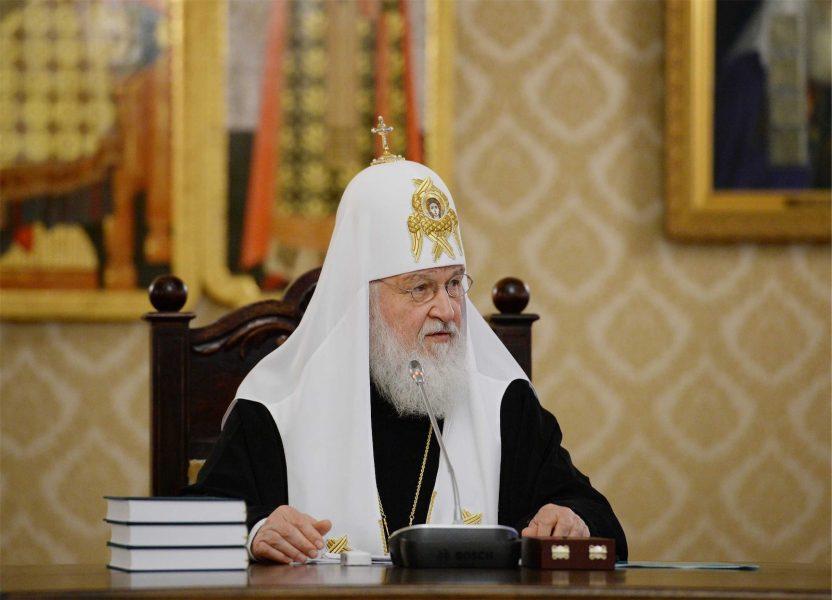 В Брянск 8 сентября приедет патриарх Кирилл