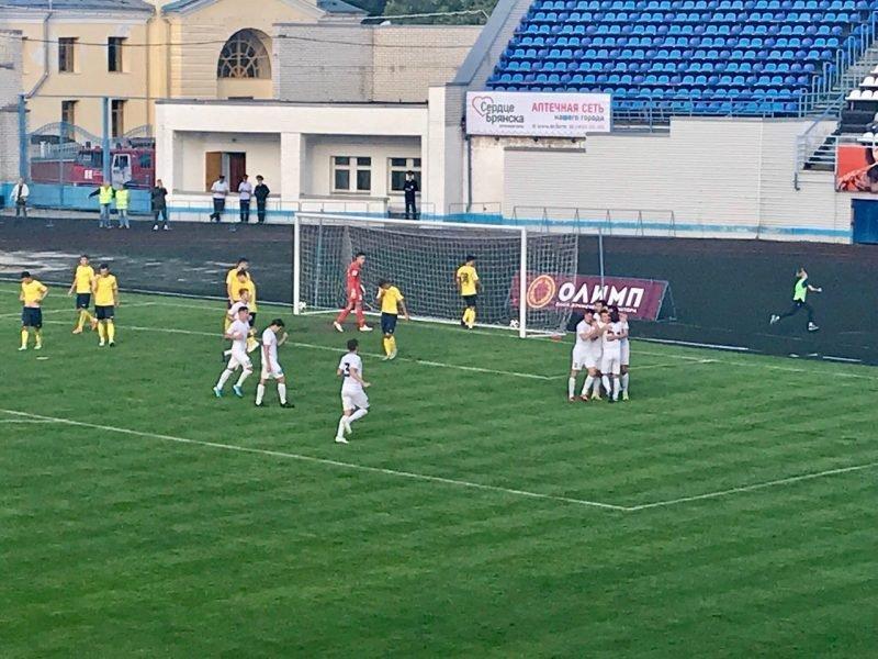 Брянское «Динамо» обыграло московское «Строгино»: как это было