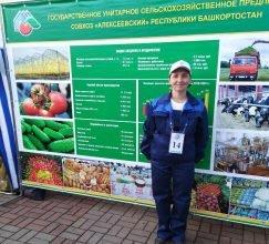 Брянская доярка боролась за звание лучшей в России