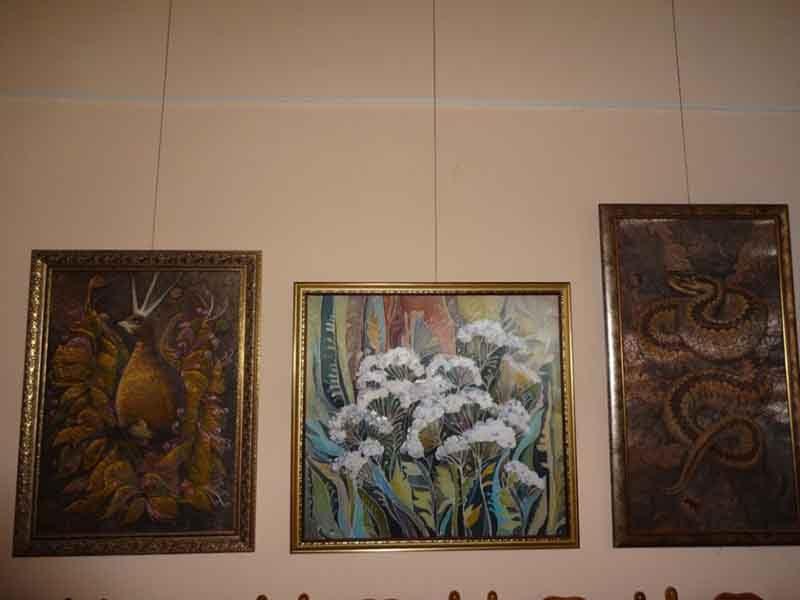 В брянской библиотеке откроется выставка белобережского художника