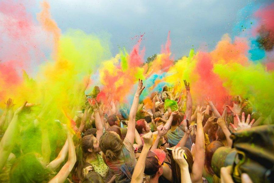 В солнечной Унече состоится фестиваль красок холи