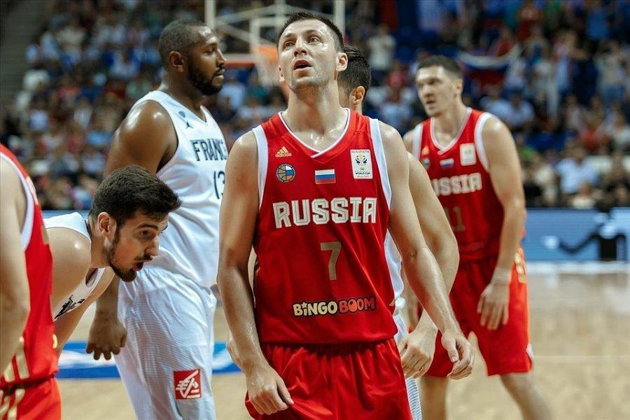 Брянский баскетболист Виталий Фридзон сыграет на Кубке мира