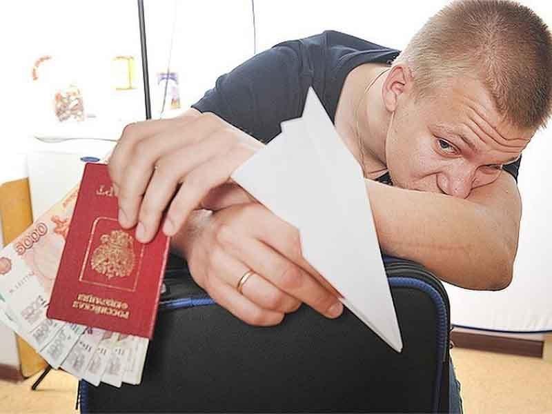 Уехать за границу из-за долгов не смогли 26 тысяч брянцев