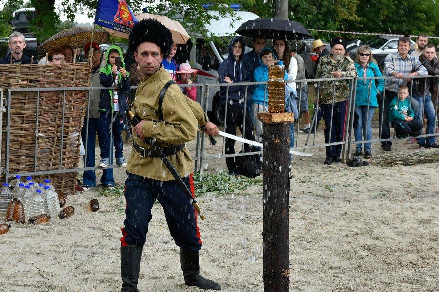 В Брянской области отгремел международный фестиваль казачьей культуры