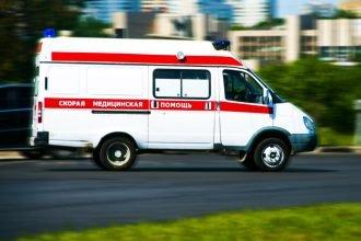 В Брянске автоледи подрезала автобус №103: ранена пенсионерка