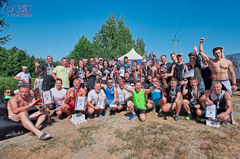 В Брянской области пройдёт пятый фестиваль триатлона «Варяг»
