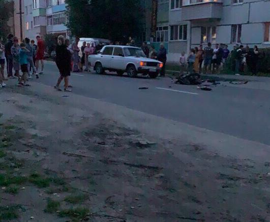 Полицейские ищут очевидцев смертельного ДТП в Новозыбкове