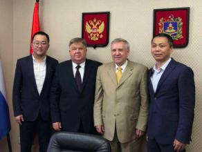 Китайских инвесторов заинтересовала Брянская область