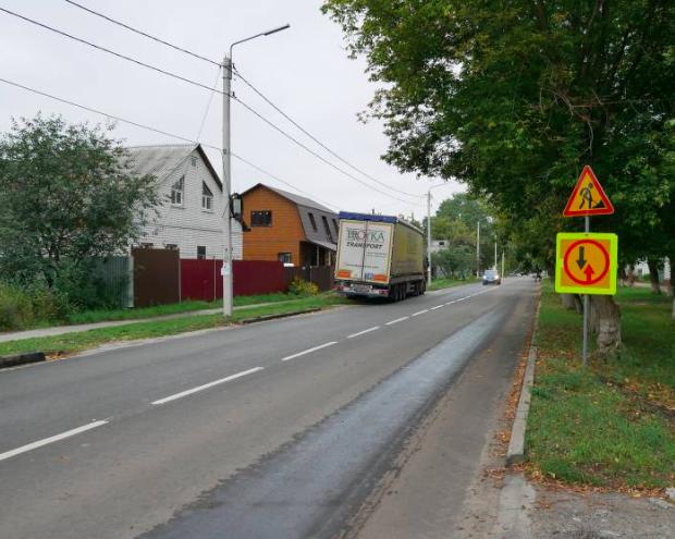 В Брянске завершается капитальный ремонт улицы Вокзальной