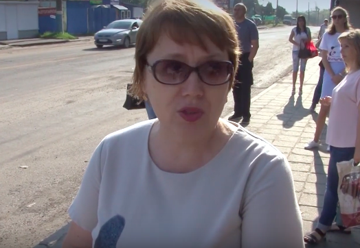 Жители 10-го микрорайона пожаловались на изоляцию от Брянска