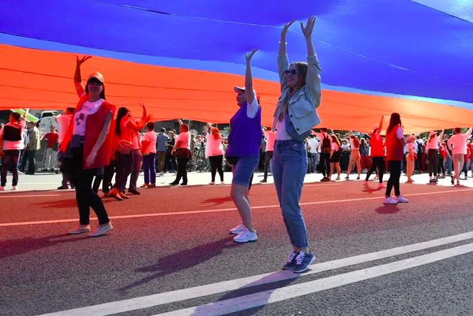 Брянских студентов согнали на провластный митинг в Москве
