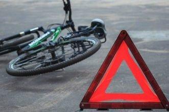 На брянской трассе водитель ВАЗ сбил 21-летнего велосипедиста