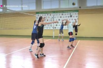 Волейбольный «Брянск» готовится к новому сезону