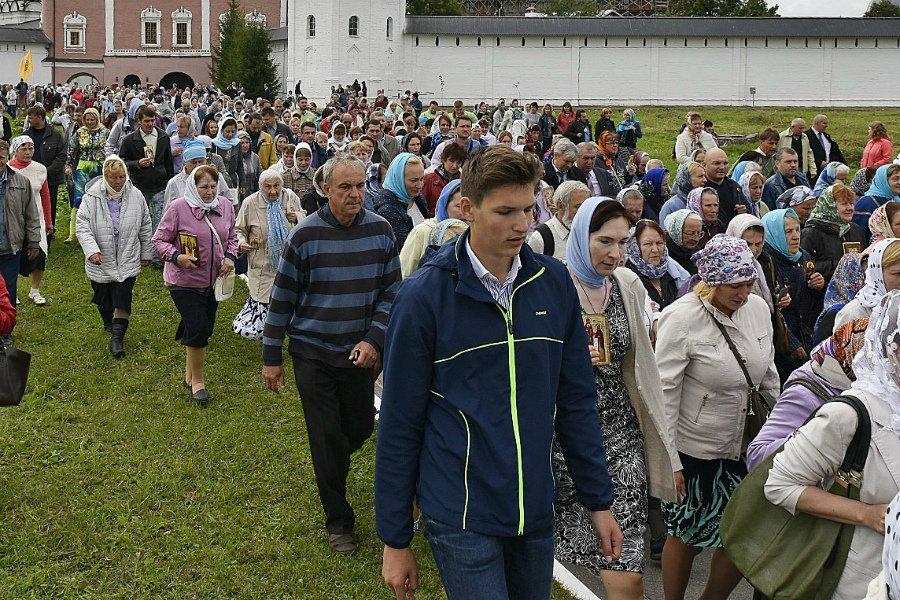 В Брянске 30 августа пройдет Крестный ход