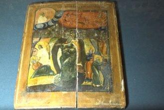 В Брянском краеведческом музее не объяснили феномен замироточившей иконы