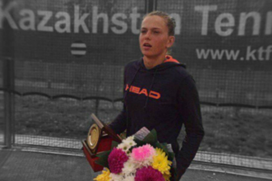 Брянская теннисистка Влада Коваль проиграла два финала на турнире в Москве