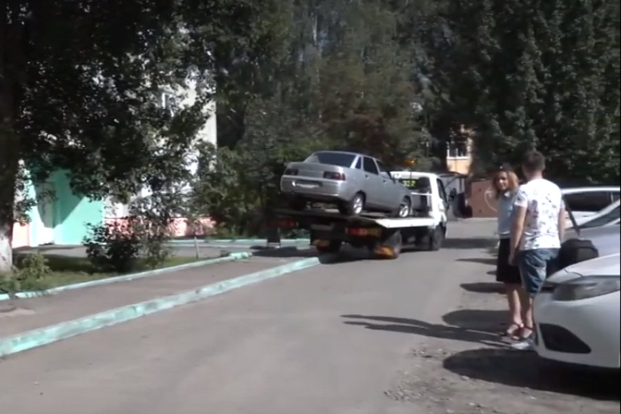 В Брянске сотрудники ГИБДД объявили войну автохамам