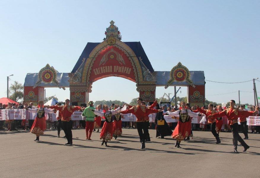 Победителем Свенской ярмарки назвали подворье Стародубского района