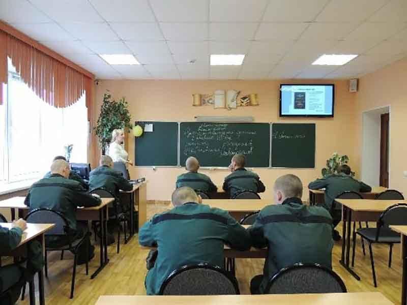 На Брянщине 1 сентября за парты сядут 700 заключенных