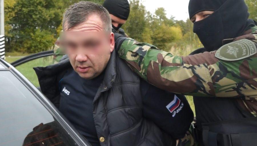 В Брянском УМВД рассказали о задержании экс-депутата Толстенка