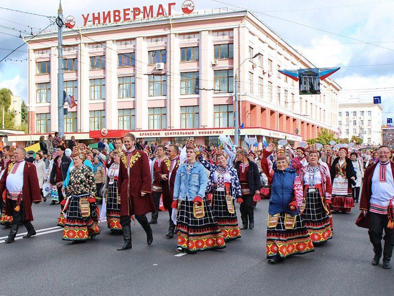 В Брянске подвели итоги всероссийского конкурса хоров