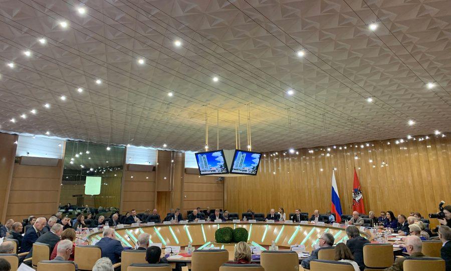 Заместитель губернатора Брянщины обсудил в Москве проблемы землячеств