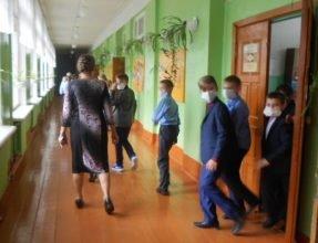 В Красногорском районе школьников научили эвакуироваться