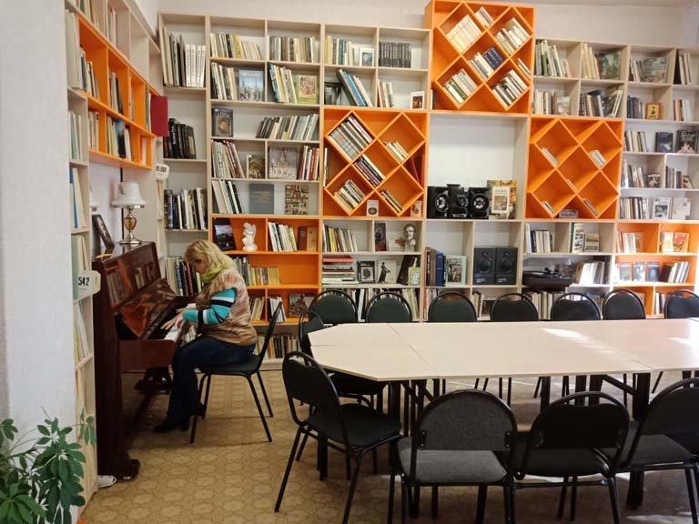 Брянские библиотеки похвастаются своими изменениями