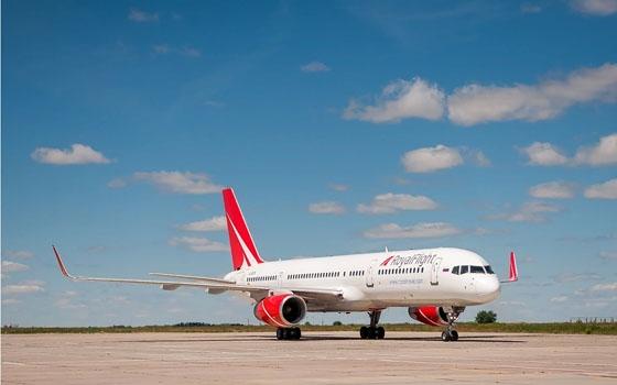Самолет из Антальи в Брянск вылетел с задержкой