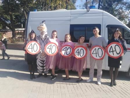 Брянским водителям предложили 21 день не нарушать правила