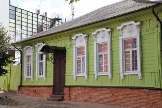 В Клинцах волонтеры отреставрировали старинный дом в стиле модерн