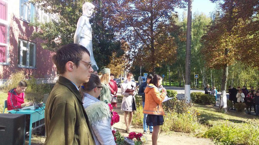 Новозыбков отмечает 76-ю годовщину освобождения города от фашистов