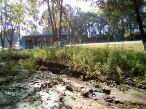 В Брянске из-за прорыва канализации задыхается 5 микрорайон