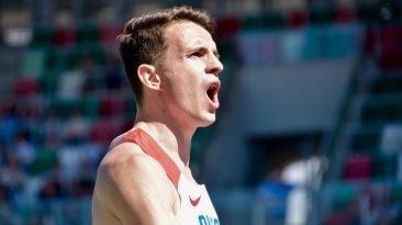 Брянский прыгун Иванюк стал вторым на международных соревнованиях