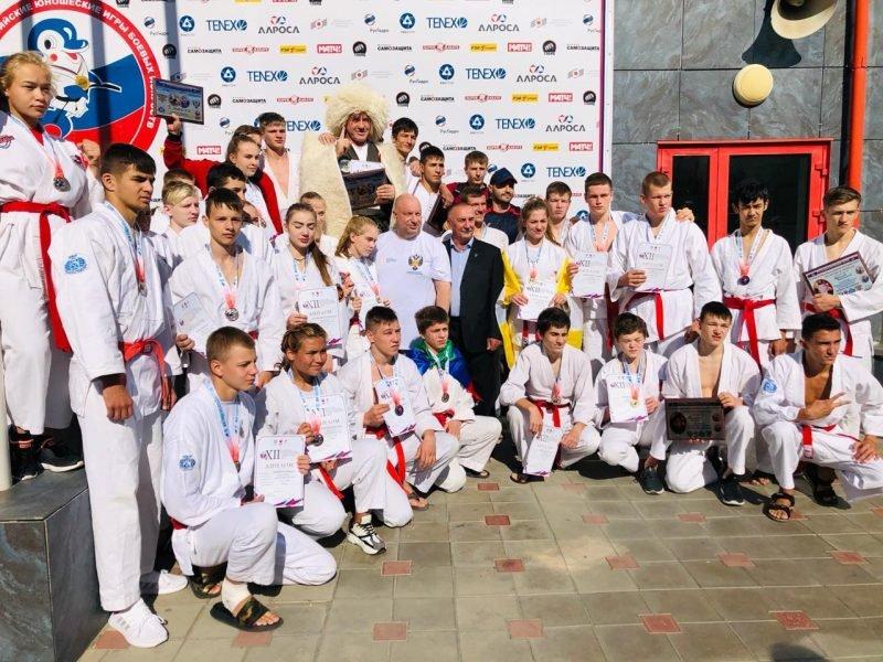 Юные брянские бойцы привезли восемь медалей всероссийского турнира